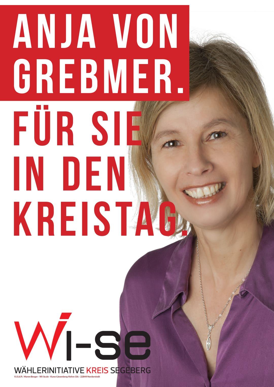 Anja von Grebmer zu Wolfsthurm