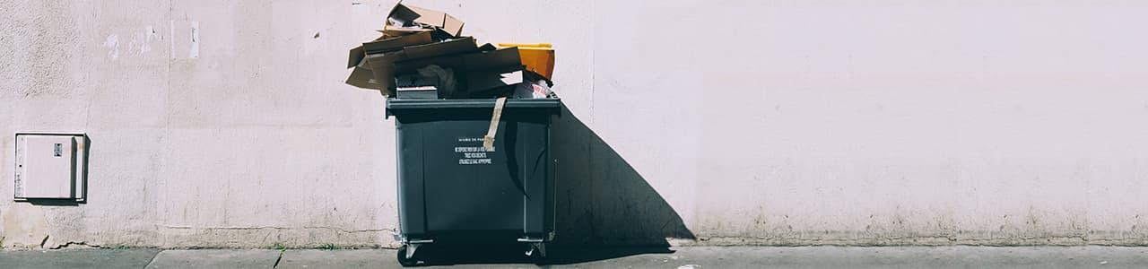 Teurer Müll im Kreis