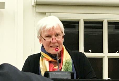 Beauftragten des Kreisseniorenbeirats, Anke Pawlik