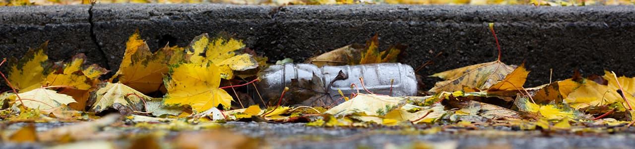 Plastikmüll überall