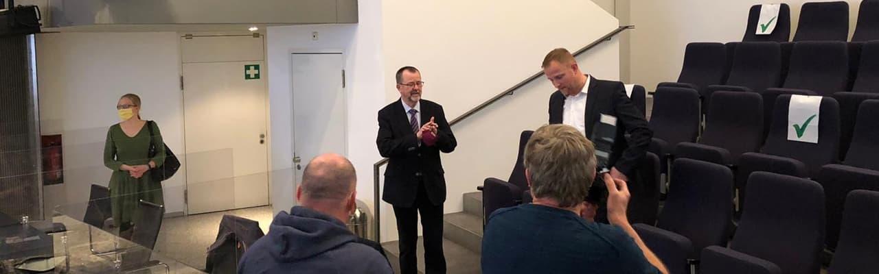 Toni Köppen ist Bürgermeister!